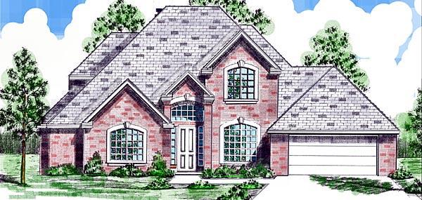 House Plan 57225