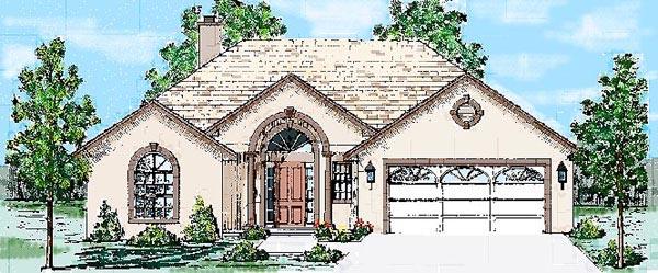 House Plan 57226