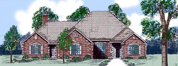 House Plan 57227