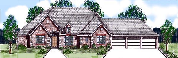 House Plan 57229