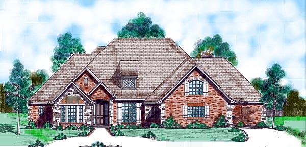 House Plan 57230
