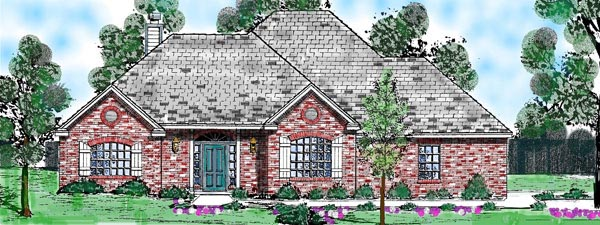House Plan 57231