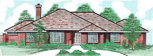 House Plan 57232