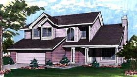 House Plan 57308