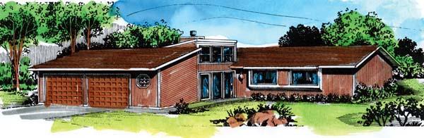 House Plan 57359