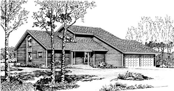 House Plan 57364
