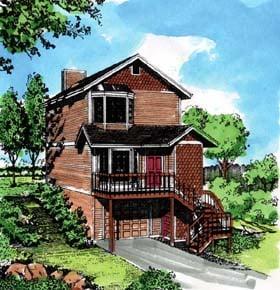 House Plan 57366