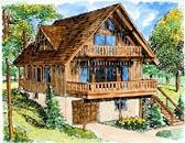 House Plan 57391
