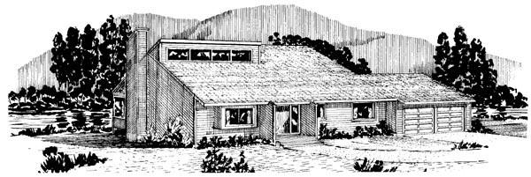 House Plan 57407