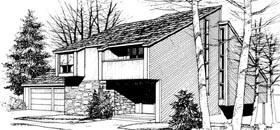 House Plan 57414