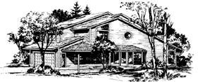 House Plan 57432