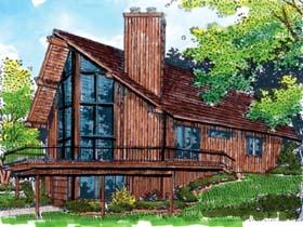 House Plan 57438
