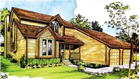House Plan 57448