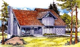 House Plan 57454