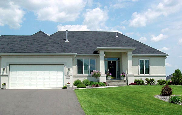 House Plan 57464