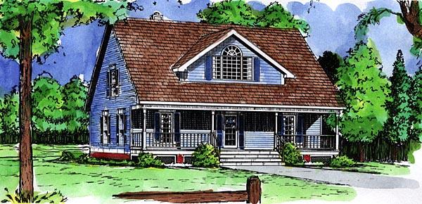 House Plan 57467
