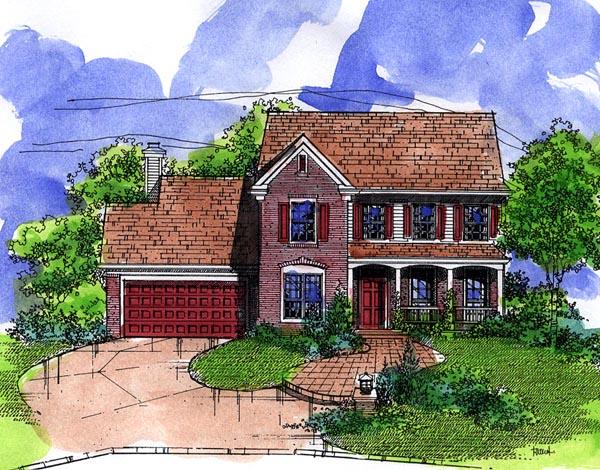 House Plan 57495