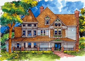 House Plan 57524