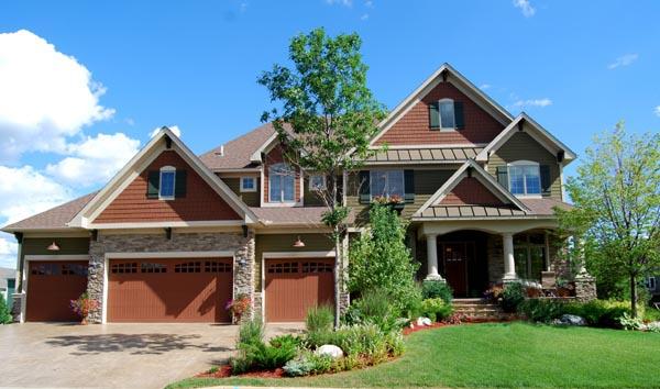 Cottage European House Plan 57551 Elevation