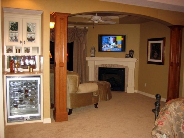 Cottage European House Plan 57551