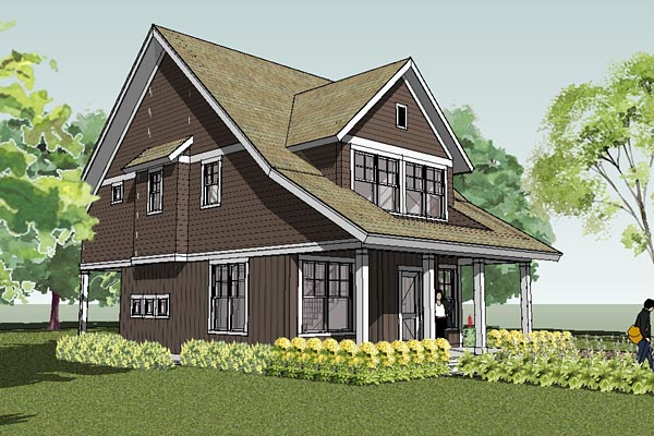 Bungalow Cape Cod Cottage Craftsman Farmhouse Traditional
