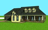 Plan Number 57703 - 1700 Square Feet