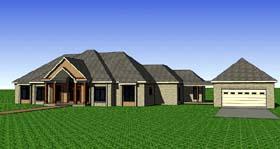 House Plan 57713