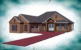 House Plan 57729
