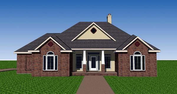 House Plan 57742