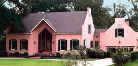 Southern House Plan 57746 Elevation