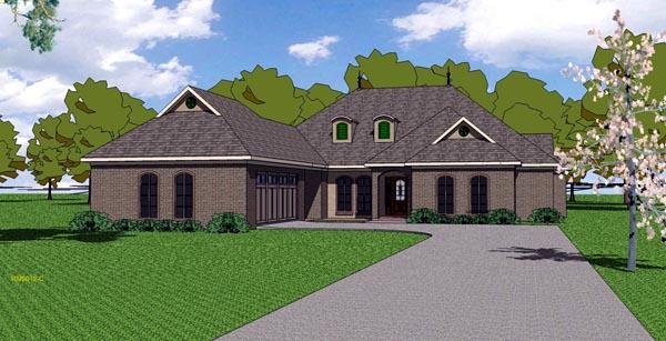 House Plan 57789