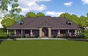 House Plan 57823