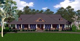 House Plan 57827