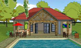 House Plan 57861