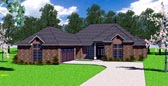 House Plan 57898