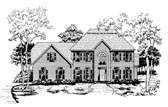 Plan Number 58001 - 2705 Square Feet