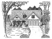 Plan Number 58002 - 1853 Square Feet