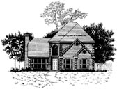 Plan Number 58010 - 1935 Square Feet