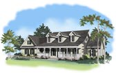 Plan Number 58013 - 2368 Square Feet
