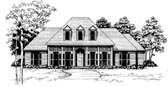 Plan Number 58021 - 2429 Square Feet