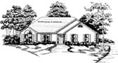 Plan Number 58031 - 1756 Square Feet