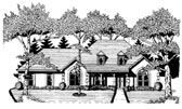Plan Number 58037 - 1802 Square Feet