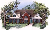 Plan Number 58040 - 1831 Square Feet