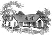 Plan Number 58041 - 1819 Square Feet