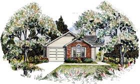 House Plan 58045