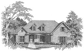 House Plan 58052