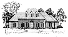Plan Number 58058 - 2036 Square Feet