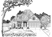 Plan Number 58068 - 1957 Square Feet