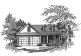Plan Number 58069 - 1936 Square Feet