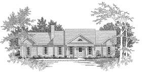 House Plan 58080